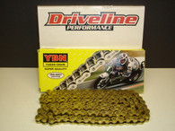 BANSHEE GOLD DRAG CHAIN 160LINK