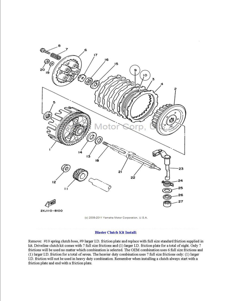 [NRIO_4796]   YAMAHA BLASTER 240 HEAVY DUTY CLUTCH KIT - Driveline Performance Racing Inc. | Blaster Engine Diagram |  | Driveline Performance Racing Inc.