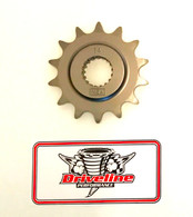 Honda TRX450R 14 Tooth Front Sprocket
