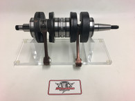 Banshee stock stroke crankshaft.