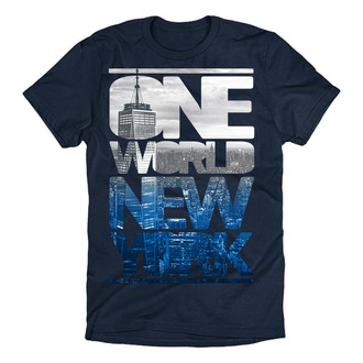 One World Observatory Men's Skyline Tee