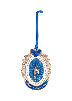 One World Observatory Classic Ornament D