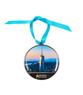 One World Observatory Evan Joseph Ornament
