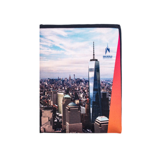One World Observatory iPad cover