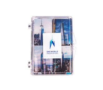 One World Observatory 4 Piece Magnet Set
