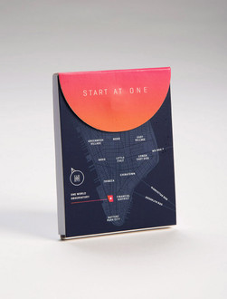 One World Observatory Start at One Pocket Pad