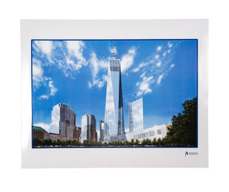 One World Observatory Print - Horizontal