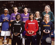 WNBA 2007 ALL FIRST TEAM PHOTO