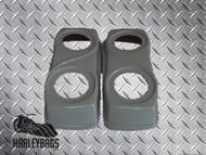 2014 Saddlebag Lids with Dual Speakers for Harley Davidson Bagger Motorcycle