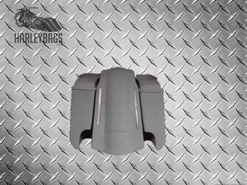 "5"" Stretched Saddlebags, 6x9 Speaker Lids & Brake Light Fender"