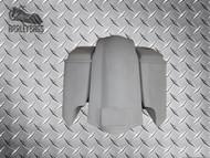 """5"""" Stretched Saddlebags, 6x9 Speaker Lids & Fender -Harley Davidson"""