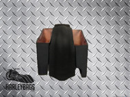 """6"""" Stretched Saddlebags & Fender, 2-in-1 Right Side Cut Out"""