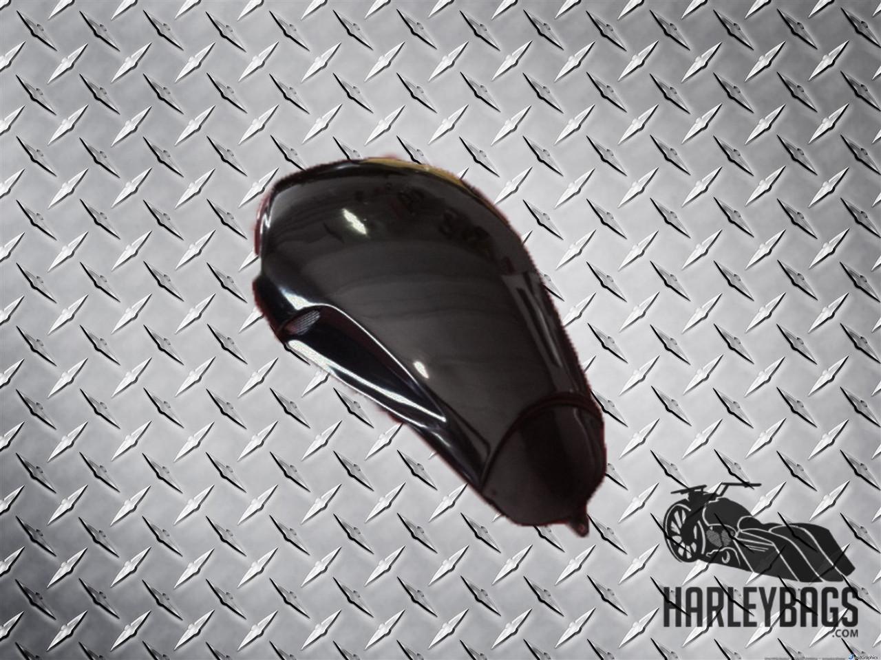 Harley Davidson Black Custom Python V Rod Air Box Cover Vrod Vrsc