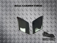Harley Davidson CARBON FIBER Stretched Side Cover Panels