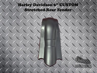 "Harley Davidson Down-n-Out 6"" Stretched Rear Fender - Electra Road Street Glide"
