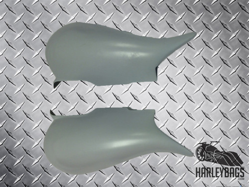 Harley Davidson Extra Stretched Gas Tank Shroud Cover