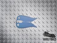 Harley Davidson Road King Stretched Gas Tank Shroud Cover Bagger