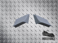 Harley Davidson Stretched Side Cover Panels - 1997 - 2008 FLHT FLHR FLTR FLHX