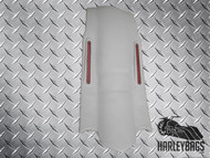 "Harley Down-n-Out 6"" Stretched Rear Fender- LED Lights"