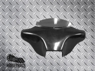 "Kawasaki Vulcan 1500 Nomad Batwing Fairing Windshield - 6x9"" Speakers & Radio/CD"
