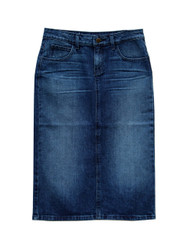 Nicole Premium Denim Skirt - IN STOCK