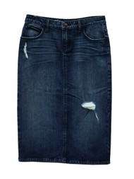 Kayla Denim Skirt - IN STOCK