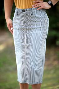 Valerie Denim Skirt
