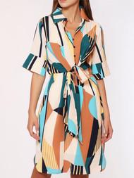 Gracia Big Bow Modern Detail Dress