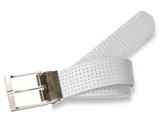 Prong Style- Antique White Perforated