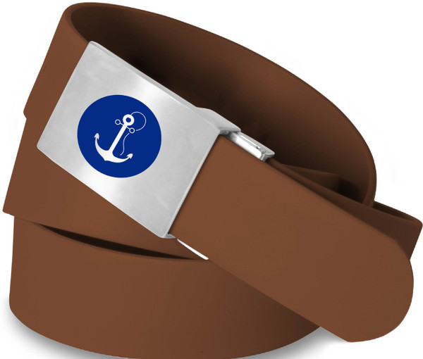 Anchor Logo-Mocha Solid