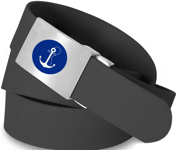 Anchor Logo Coal Solid