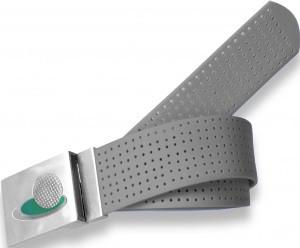 Dream Logo- Grey Perforated