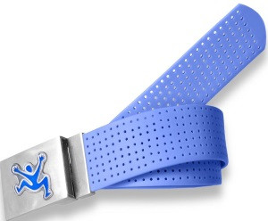 CJ Logo- Royal Blue Perforated