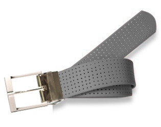 Prong Style- Grey Perforated