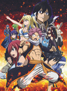 FairyTail Wall Scroll