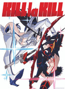 Kill La Kill Wall Scroll