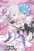 Re:Zero Wall Scroll