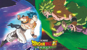 Dragon Ball Super- Broly Playmat