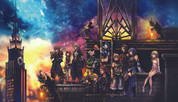 Kingdom Hearts 3 Playmat
