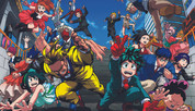 My Hero Academia - Prom Playmat