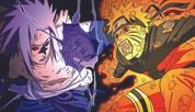 Naruto & Sasuke Playmat