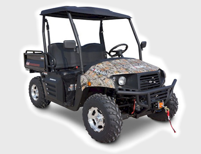 Hisun - HS - HS 400 - UTV Parts and Accessories
