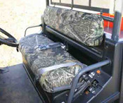 Greene Mountain -'10 Kubota RTV900 Seat Covers