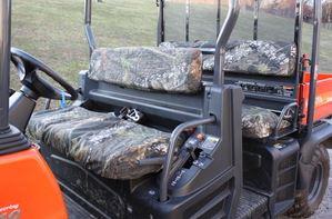 Greene Mountain Kubota RTV1140 Seat Covers