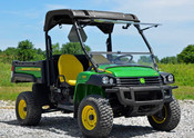 SuperATV John Deere Gator Flip Out Windshield