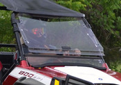 SuperATV Polaris RZR Flip Out Windshield