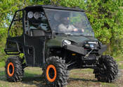 SuperATV Polaris Ranger Full Size Windshield