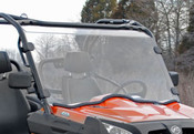 SuperATV '14+ CF Moto UForce 800 Full Windshield