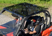 SuperATV '14+ Can Am Maverick Tinted Roof