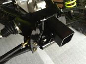 EMP Can-Am Maverick XDS Turbo and DS Rear Receiver/Winch Mount